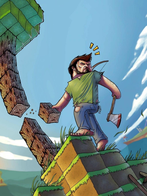 象棋壁纸_我的世界的艺术品爬行动物壁纸,桌面图片,手机锁屏壁纸 - 魔秀