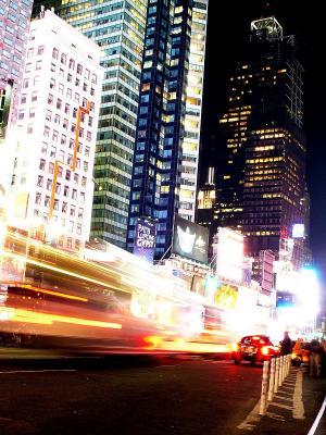 曼哈顿纽约市手机壁纸