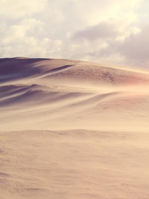 自然沙漠手机壁纸