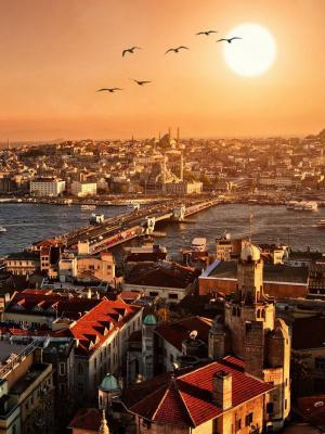 伊斯坦布尔手机壁纸