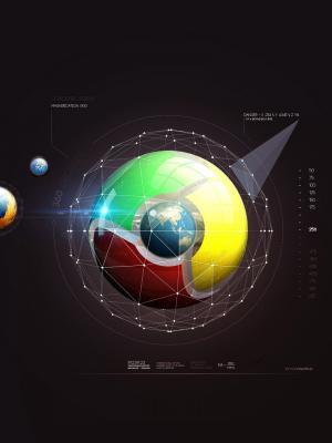 Firefox谷歌手机壁纸