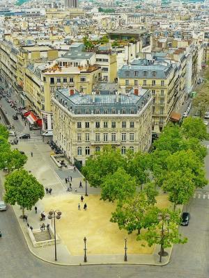 巴黎手机壁纸