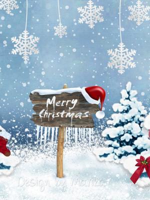 圣诞快乐2016年移动壁纸