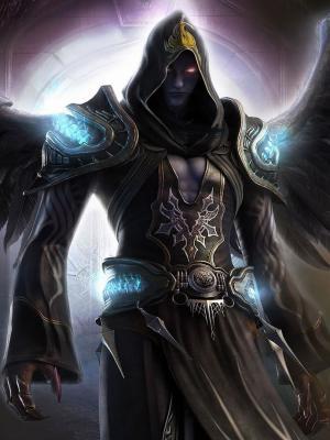 Sephiroth手机壁纸