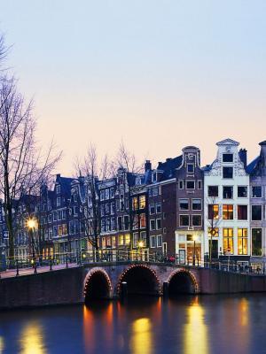 荷兰荷兰桥梁移动壁纸