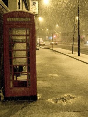 英国Snow手机壁纸