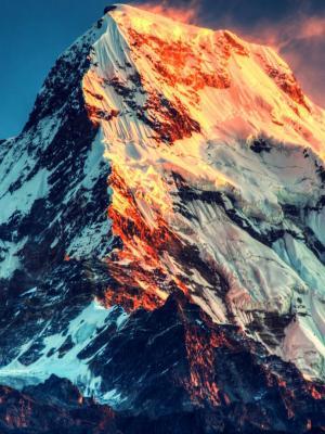 珠穆朗玛峰移动壁纸
