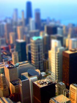 芝加哥建筑建筑移动壁纸