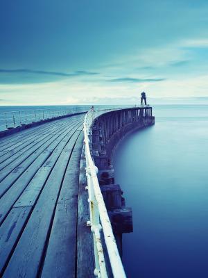 桥梁手机壁纸