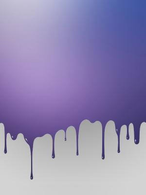 设计紫色手机壁纸