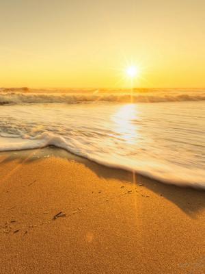 海滩手机壁纸