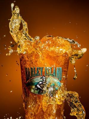 大麦岛啤酒pivo移动壁纸