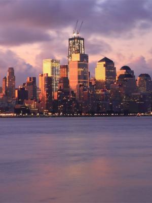 纽约大都会移动壁纸