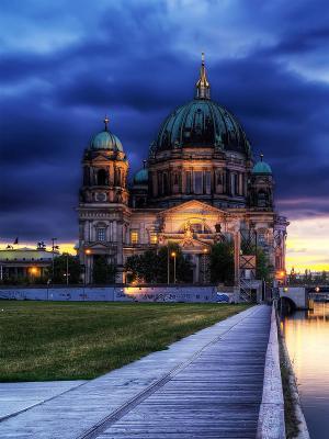 德国柏林手机壁纸