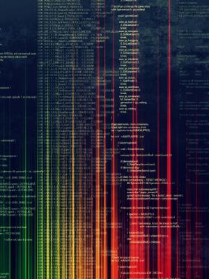 编程代码移动壁纸