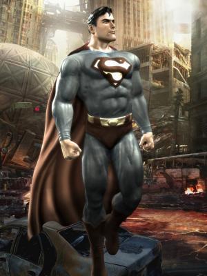 超人游戏手机壁纸