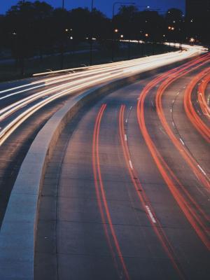 城市汽车道路交通手机壁纸