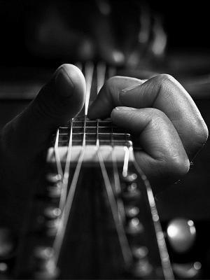 吉他音乐手机壁纸