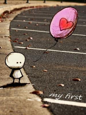 第一次爱移动壁纸