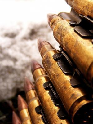 武器子弹手机壁纸