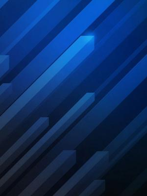 蓝色的剑手机壁纸