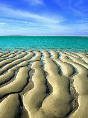 沙滩手机壁纸