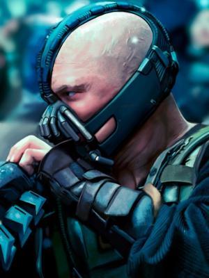 巴恩蝙蝠侠手机壁纸