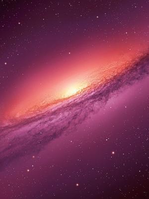 星星星系手机壁纸