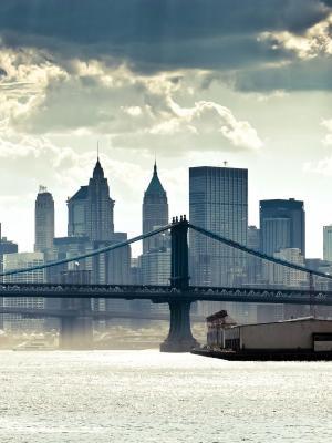 曼哈顿移动壁纸
