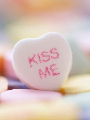 吻我手机壁纸