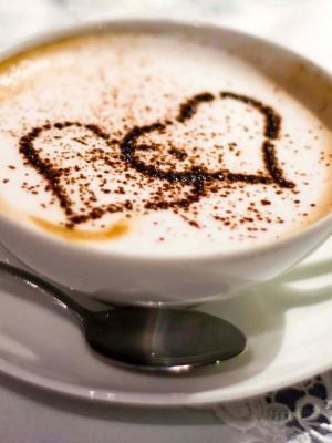 咖啡爱移动壁纸