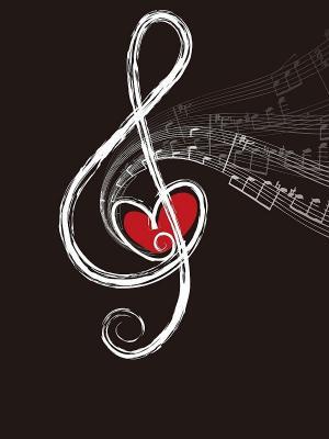 地面键心脏爱移动壁纸