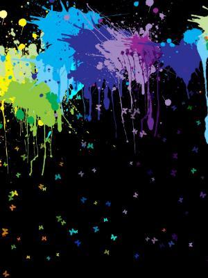 颜色艺术移动壁纸