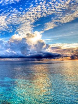 海洋海移动壁纸