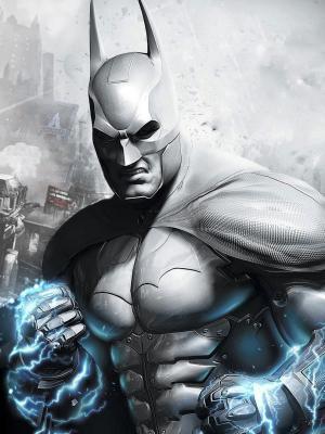 蝙蝠侠阿卡姆城市手机壁纸