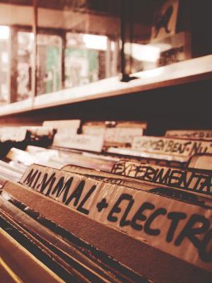 记录商店照片手机壁纸