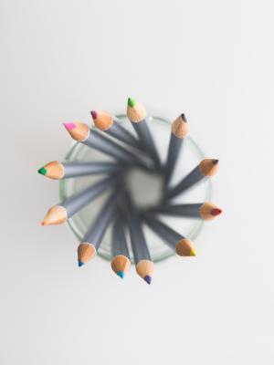 绘画铅笔油漆铅笔移动壁纸
