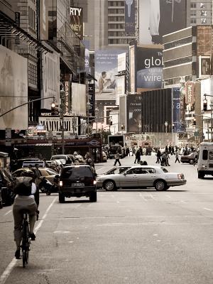 都市风景街道手机壁纸