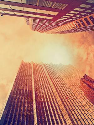建筑物移动壁纸