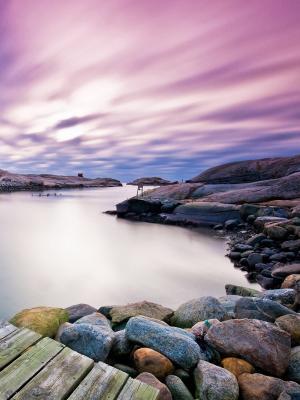 瑞典西海岸手机壁纸