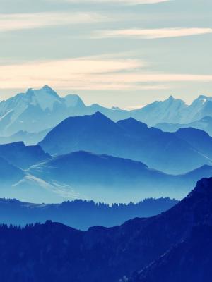 风景大自然山移动壁纸