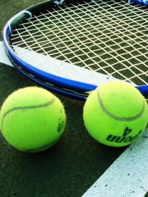 网球运动手机壁纸