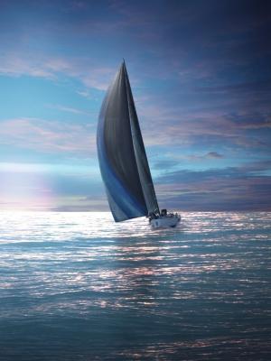 帆船手机壁纸