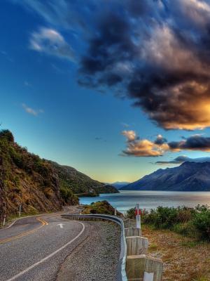 山云景观移动壁纸