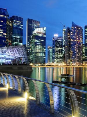 新加坡手机壁纸