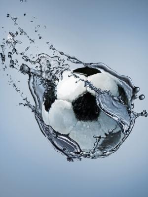 足球球运动手机壁纸