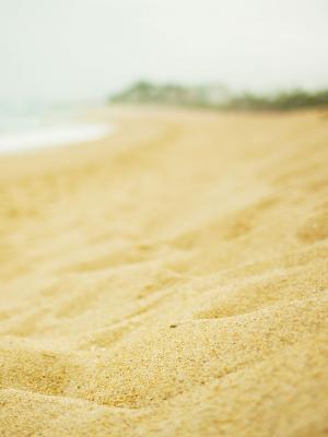 Mnml沙滩手机壁纸