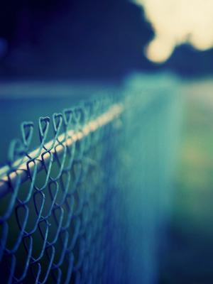 链节篱笆手机壁纸