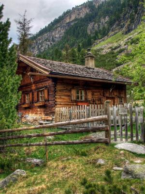房子奥地利移动壁纸