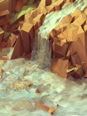 3D Tim Reynolds手机壁纸
